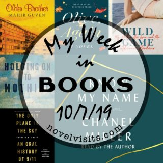 Novel Visits' My Week in Books for 10/7/19