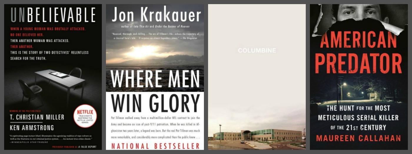 Novel Visits' Nonfiction November 2019 New To My TBR - Investigative Journalism
