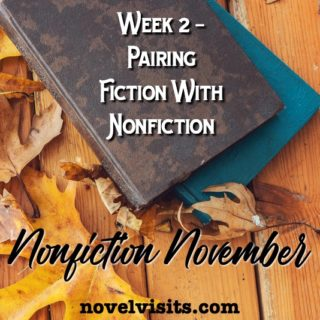 Novel Visits' Pairing Fiction with Nonfiction 2019