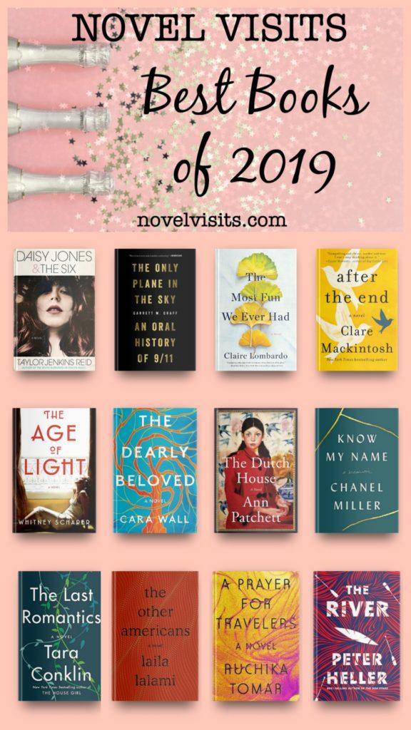 Novel Visits' Best Books of 2019