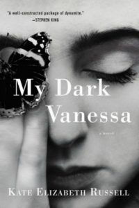Novel Visits Winter Preview 2020 - My Dark Vanessa by Kate Elizabeth Russell