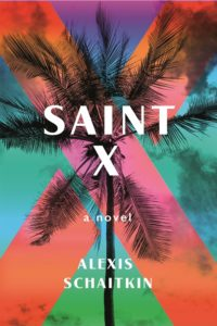 Novel Visits Winter Preview 2020 - Saint X by Alexis Schaitkin