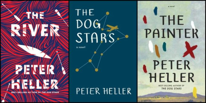 Novel Visits' Favorite New-to-Me Authors from 2019 - #1 Peter Heller
