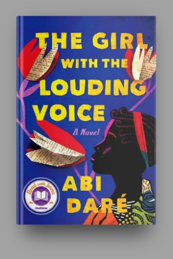 The Girl With the Louding Voice by Abi Dare
