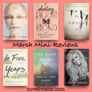 Novel Visits' March Mini-Reviews