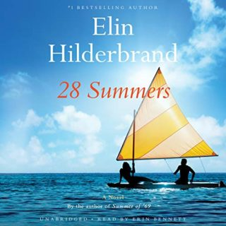 28 Summers by Elin Hilderbrand - Audiobook