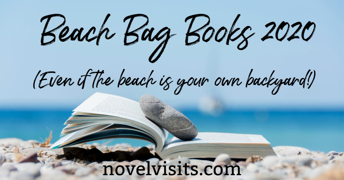 Novel Visits' Beach Bag Books 2020