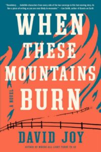 When These Mountains Burn by David Joy