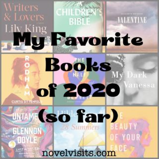 Novel Visits' My Favorite Books of 2020 (so far)