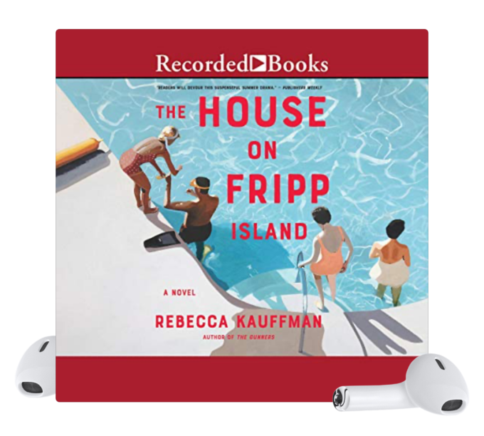 The House on Fripp Island by Rebecca Kauffman