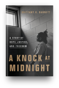 A Knock at Midnight by Brittany K. Barnett
