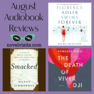 August Audiobook Reviews