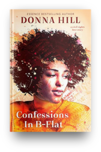 Confessions in B Flat by Donna Hill