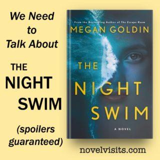 The Night Swim by Megan Goldin - Spoiler Discussion