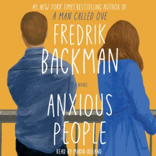 Anxious People by Fredrik Backman