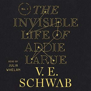 Novel Visits' Review of The Invisible Life of Addie LaRue by V.E. Schwab