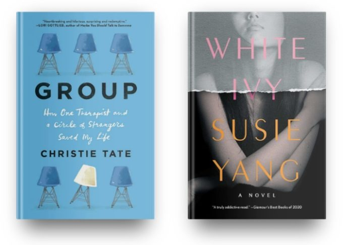 Group by Christie Tate and White Ivy by Susie Yang