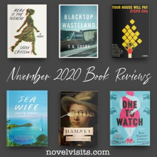 Novel Visits' November 2020 Review - Print & Audiobooks