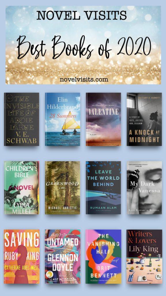 Novel Visits' Best Books of 2020