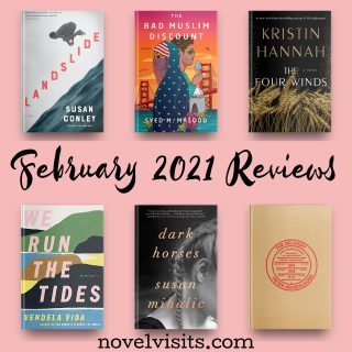 Novel Visits' February 2021 Book Reviews