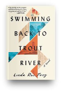 Swimming Back to Trout River by Linda Rui Fen