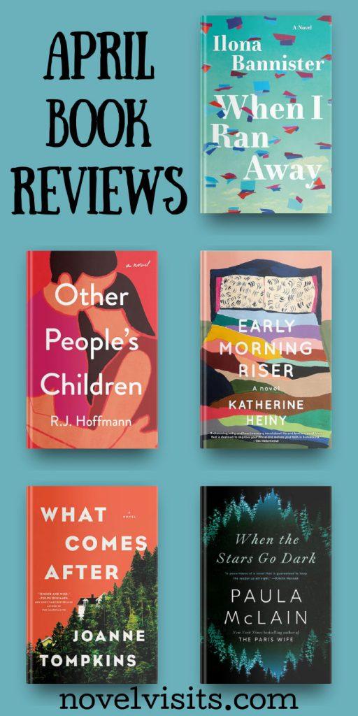 Novel Visits' April 2021 Book Reviews