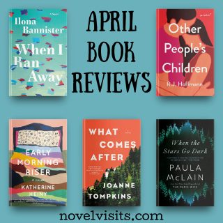 Novel Visits' April 2021 Book Reviews