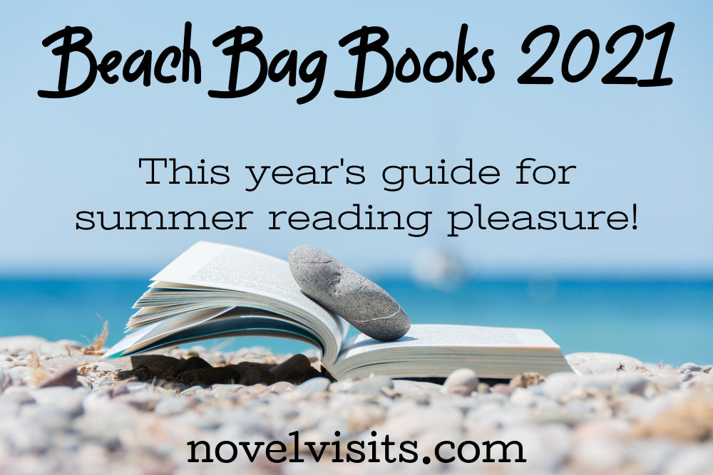 Novel Visits' Beach Bag Books 2021