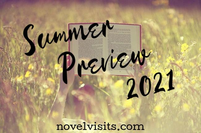 Novel Visits' Summer Preview 2021