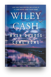 When Ghosts Come Home by Wiley Cash (via Novel Visits)