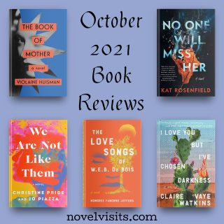 October 2021 Book Reviews